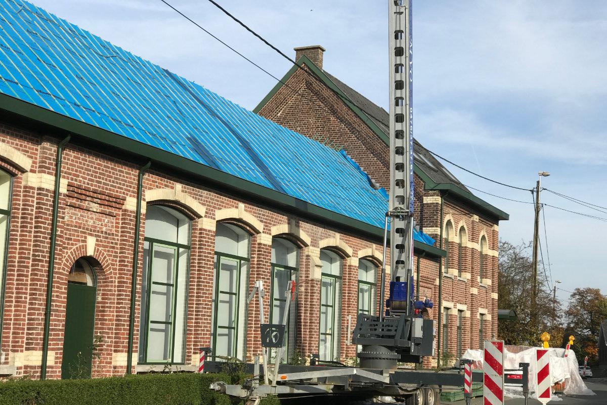 Kosten Nieuw Dak Prijs Per Vierkante Meter