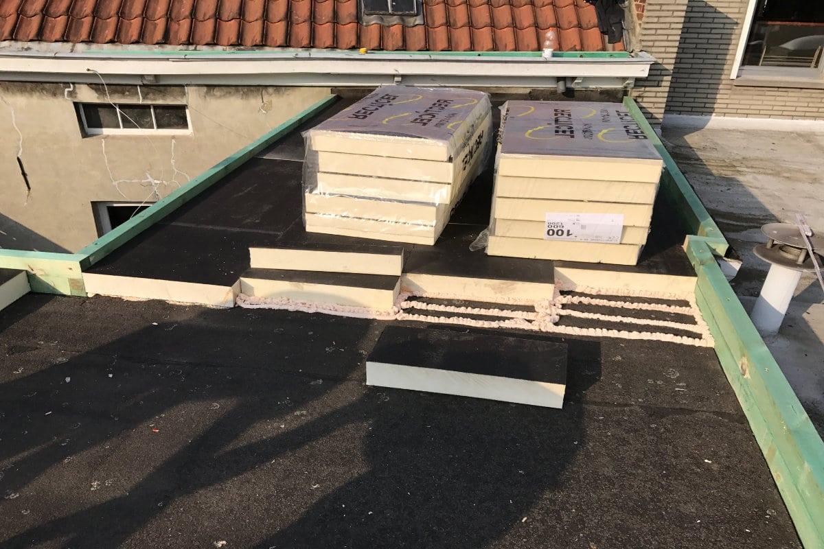 renovatie dak isolatie